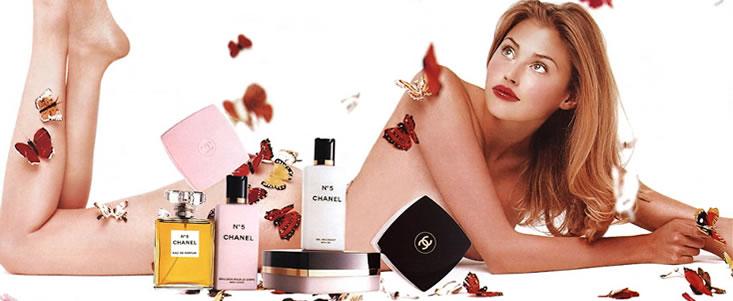 香奈尔品牌香水